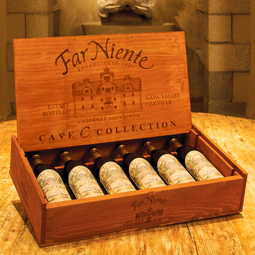 2011-2016 Far Niente Cave Collection Vertical