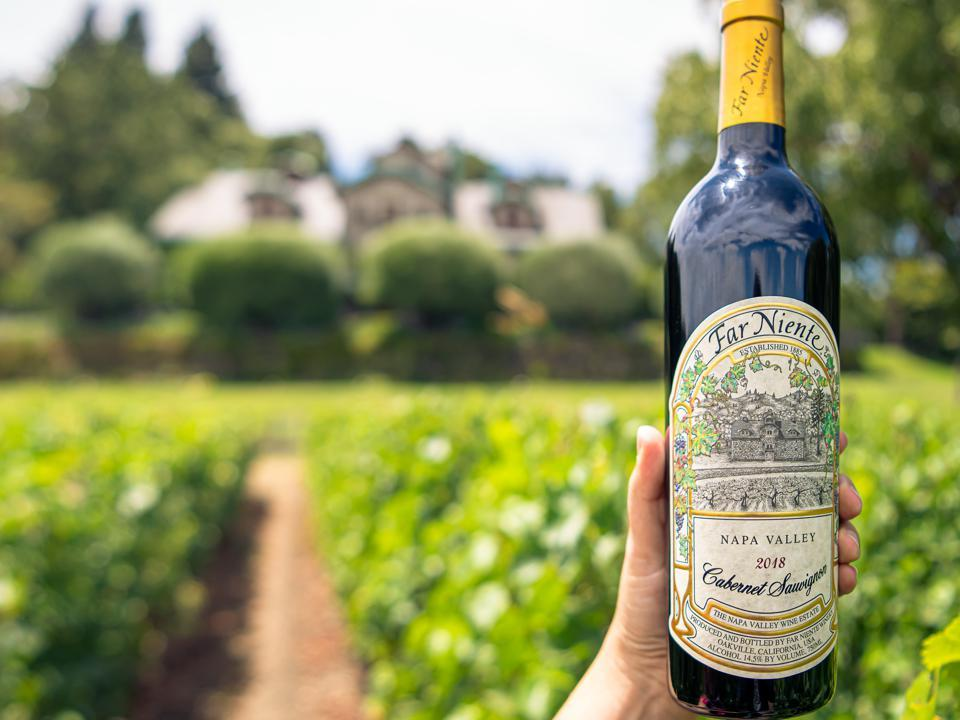 Luxury Napa Valley Cabernet Holiday Gift Guide - Forbes