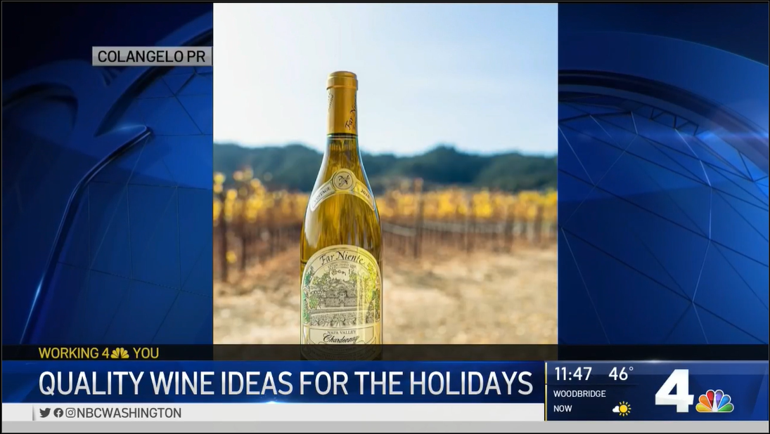 Experts Give Quality Wine Ideas for the Holidays - NBC Washington