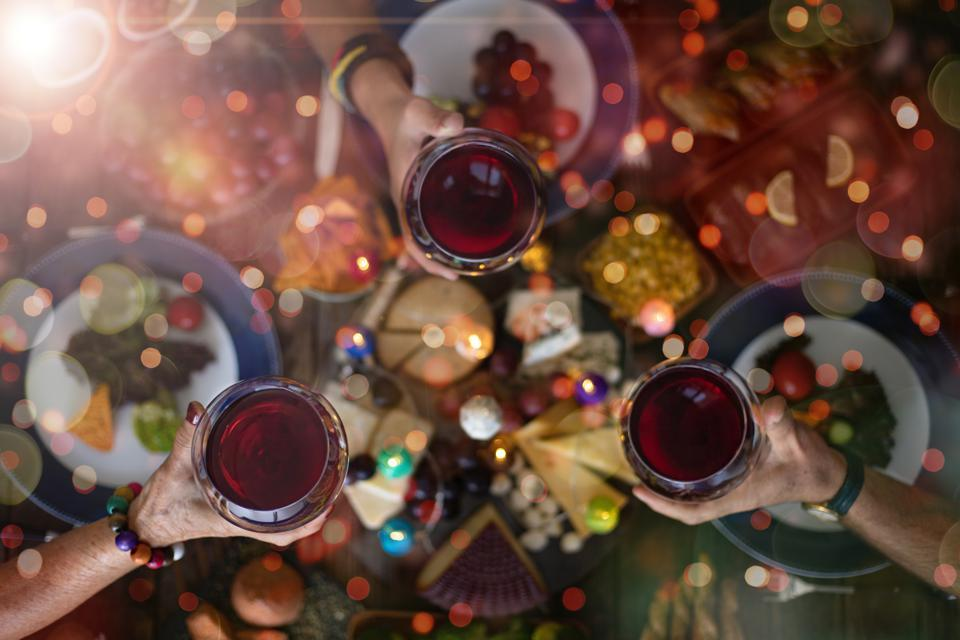 """Treat Yourself With A Wine Upgrade This Holiday Season"" - Forbes"