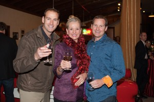 guests at the Far Niente Holiday Reception