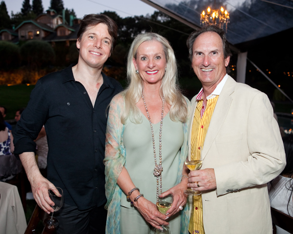 Joshua Bell, Beth Nickel and Larry Maguire
