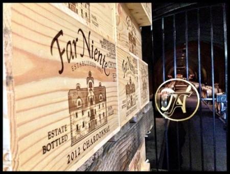 Far Niente Chardonnay Bottling