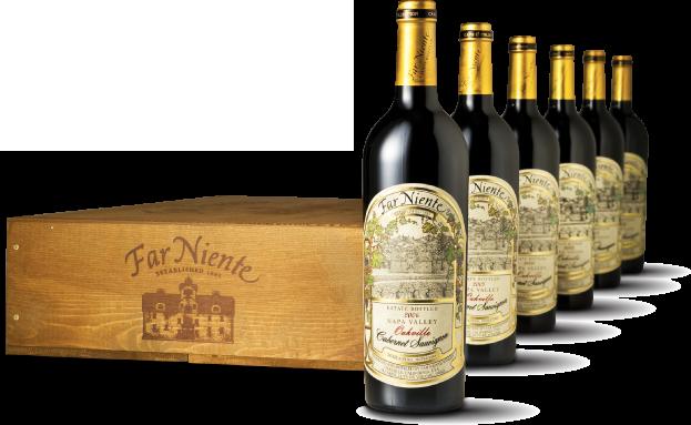 Cabernet Sauvignon Wines by Far Niente