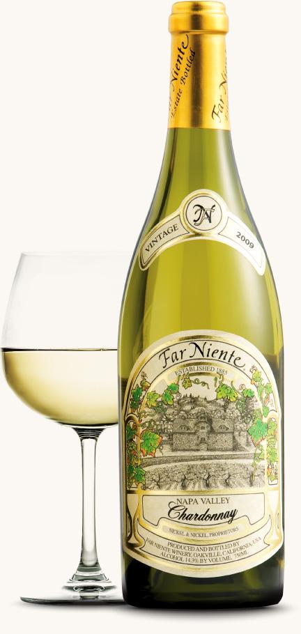 2009 Napa Valley Chardonnay by Far Niente