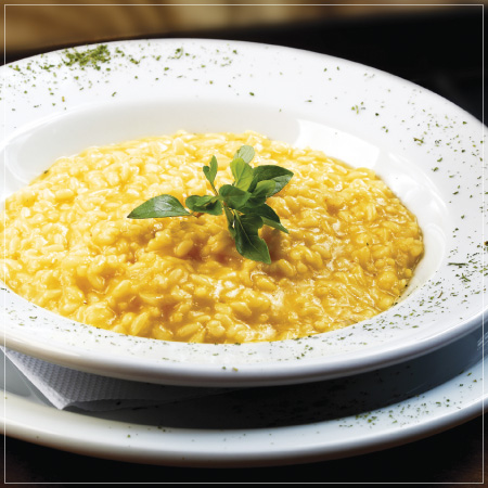 Butternut Squash and Parmesan Risotto