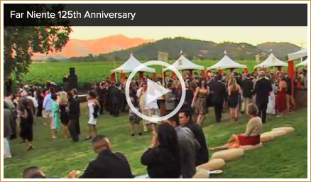 Far Niente 125th Anniversary video