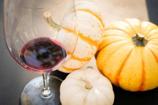 Wine Club Harvest Party