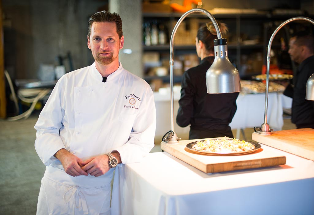 Far Niente Executive Chef Trevor Eliason