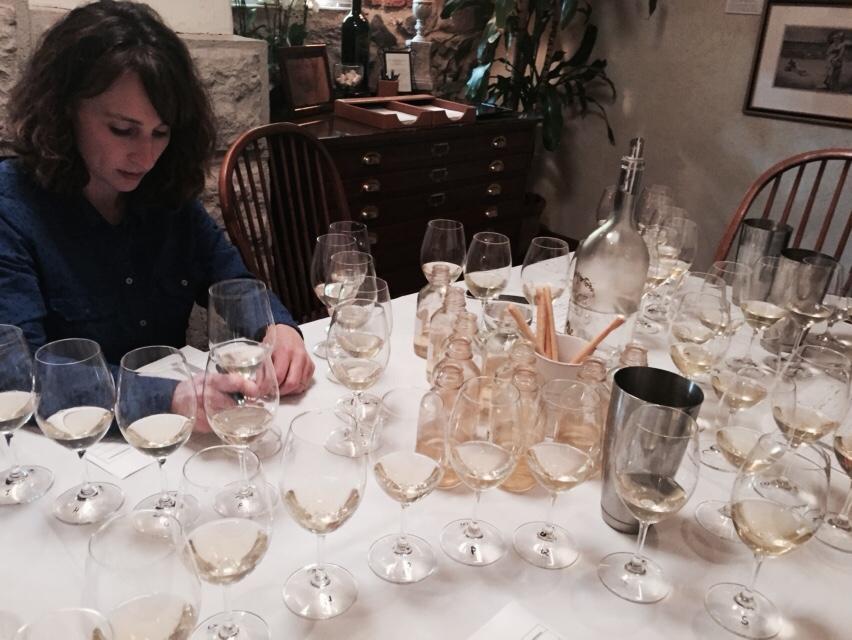 Nicole Marchesi Evaluates 2014 Far Niente Chardonnay