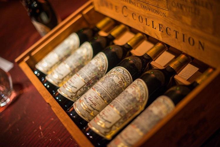far niente wine collection