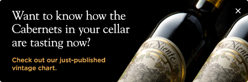 Want to know how the Cabernets in your cellar are tasting now?