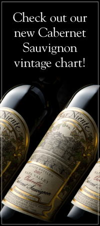 Check out our new Cabernet Sauvignon vintage chart!