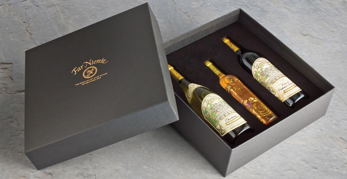 Far Niente Wine Gift Set