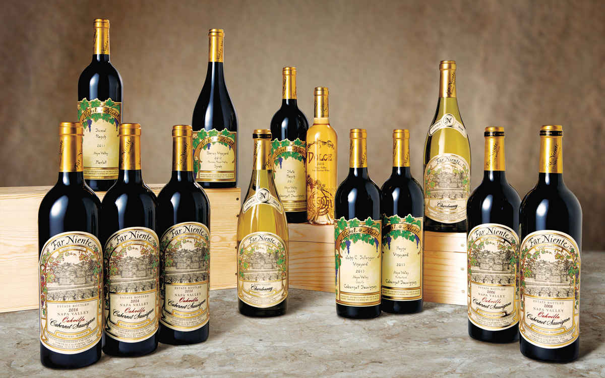 Far Niente Wines Collection