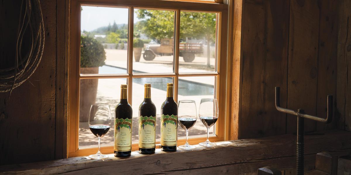 Best Napa Valley Cabernet Wine Gift Set Catalog
