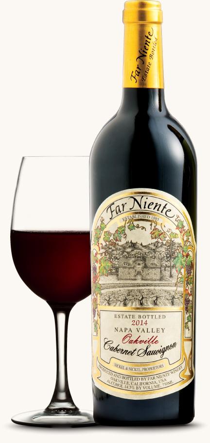 Best Far Niente Cabernet 2014