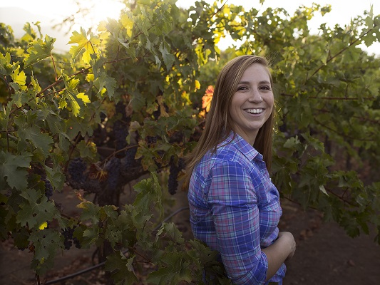 Bella Union Winemaker Megan Melief