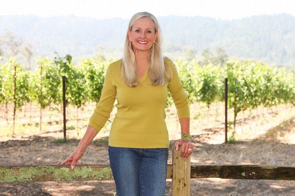 Beth Nickel of Nickel & Nickel Winery