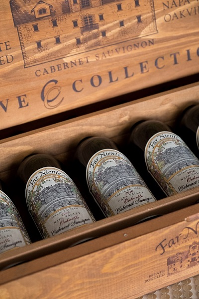 Far Niente Cave Collection Cabernet Wine Gift