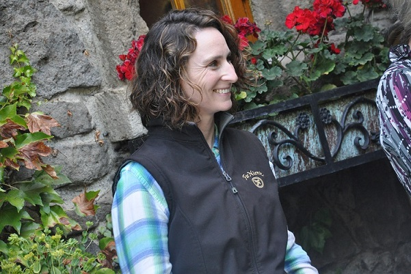 Far Niente Winemaker Nicole Marchesi