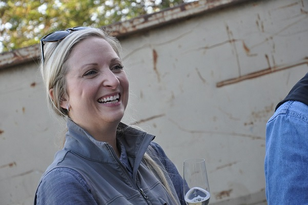 Vinescape Assistant Vineyard Manager Jessica Luke