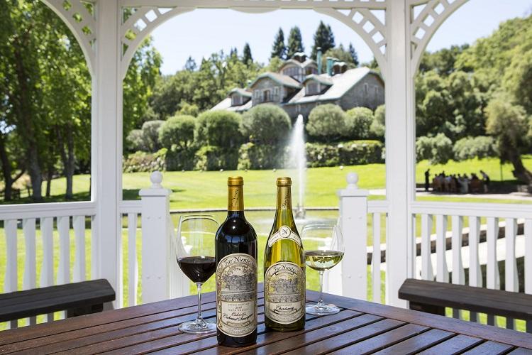 Far Niente Spring Wine Pairings
