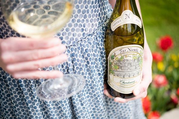 Summer wine and food Chardonnay