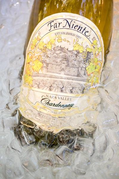 Far Niente Chardonnay on Ice