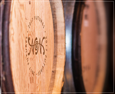 Nickel & Nickel Futures Cabernet Barrel Tasting