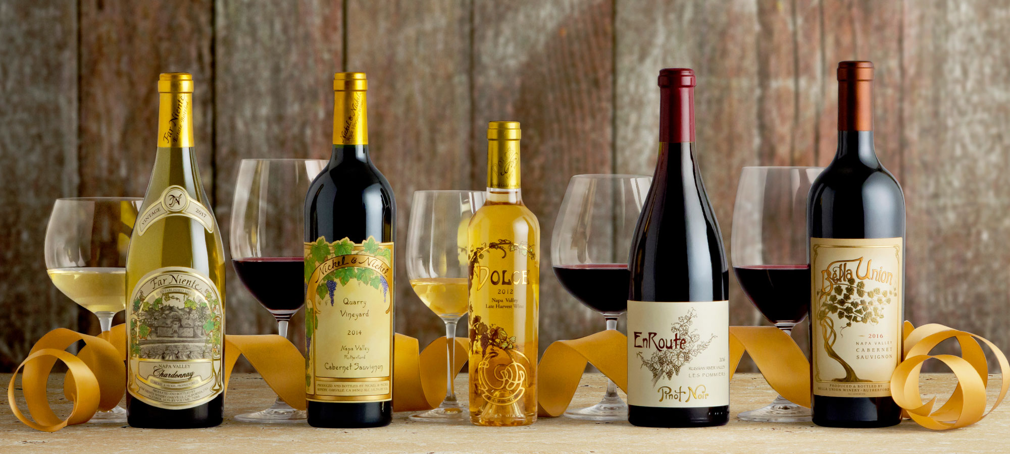 Napa Valley Wine Gifts Catalog | Far Niente Winery