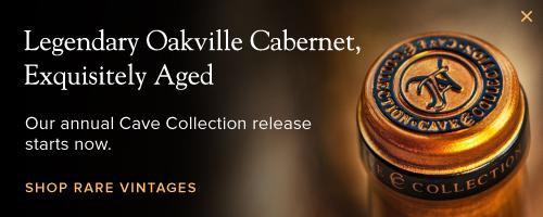 Legendary Oakville Cabernet, Exquisitely Aged