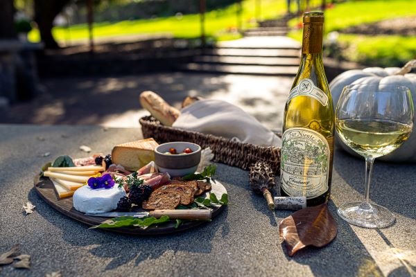 Far Niente Chardonnay and Food Pairings