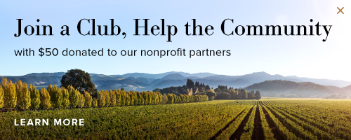 Join a club, help the community with $50 donated to our nonprofit partners