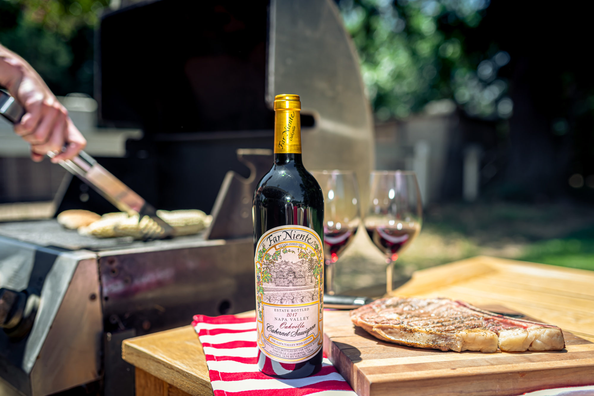 Independence Day Wines Cabernet
