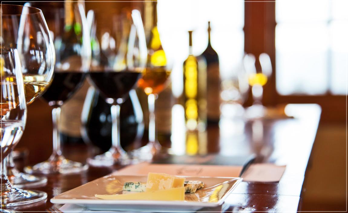 Virtual Tasting with wine